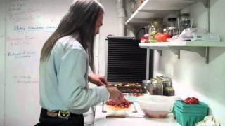 Fast Way To Dehydrate Grapes-Making Raisins
