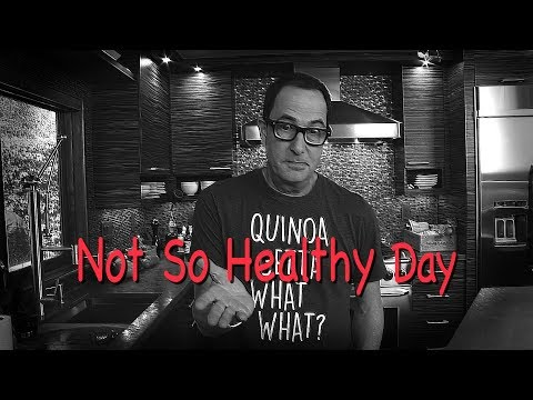 Not So Healthy Day   TV Episode   Sam The Cooking Guy