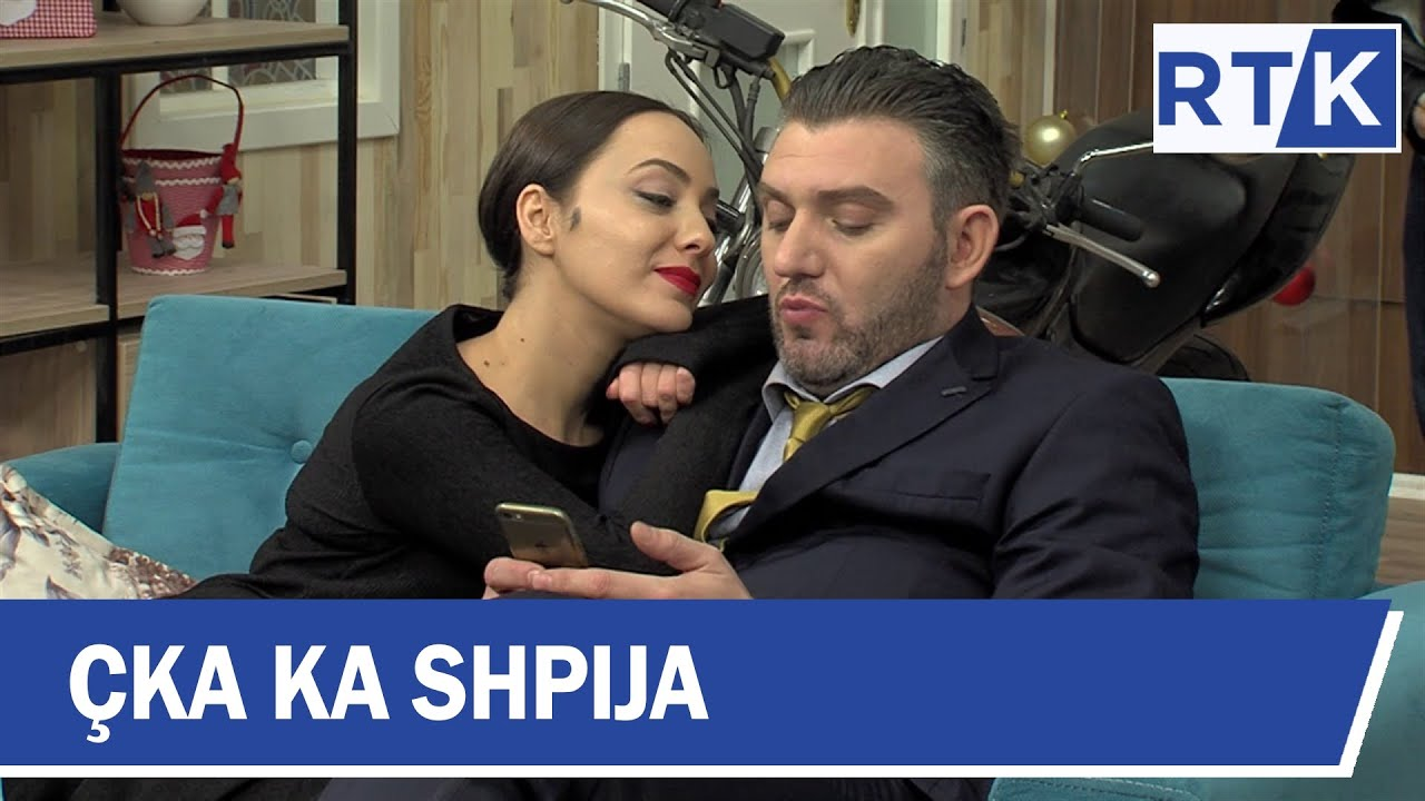 Çka Ka Shpija - Episodi Festiv 31.12.2016