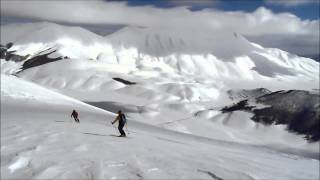 Skialp Castelluccio backcountry
