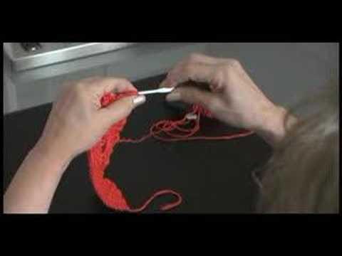 Crocheted Bullion Stitch Youtube