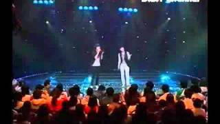[D.E.T/Girlshigh ][080509][Romanized Live Perf]  A Whale