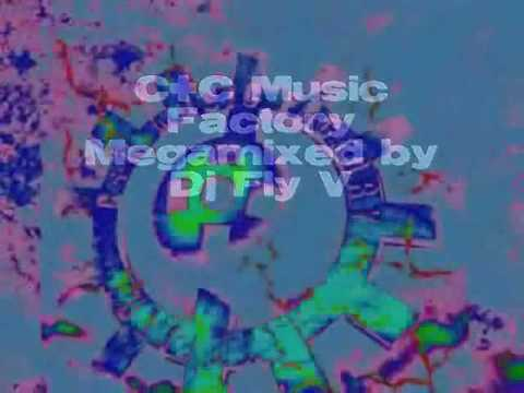c+c music factory - megamix by dj fly v