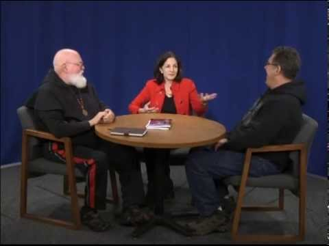Street Talk interview of Rep. Gail Lavielle, w/ Fr. Russ Carmichael and Dominic Cotton