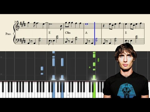 The All-American Rejects - Gives You Hell - Piano Tutorial + SHEETS