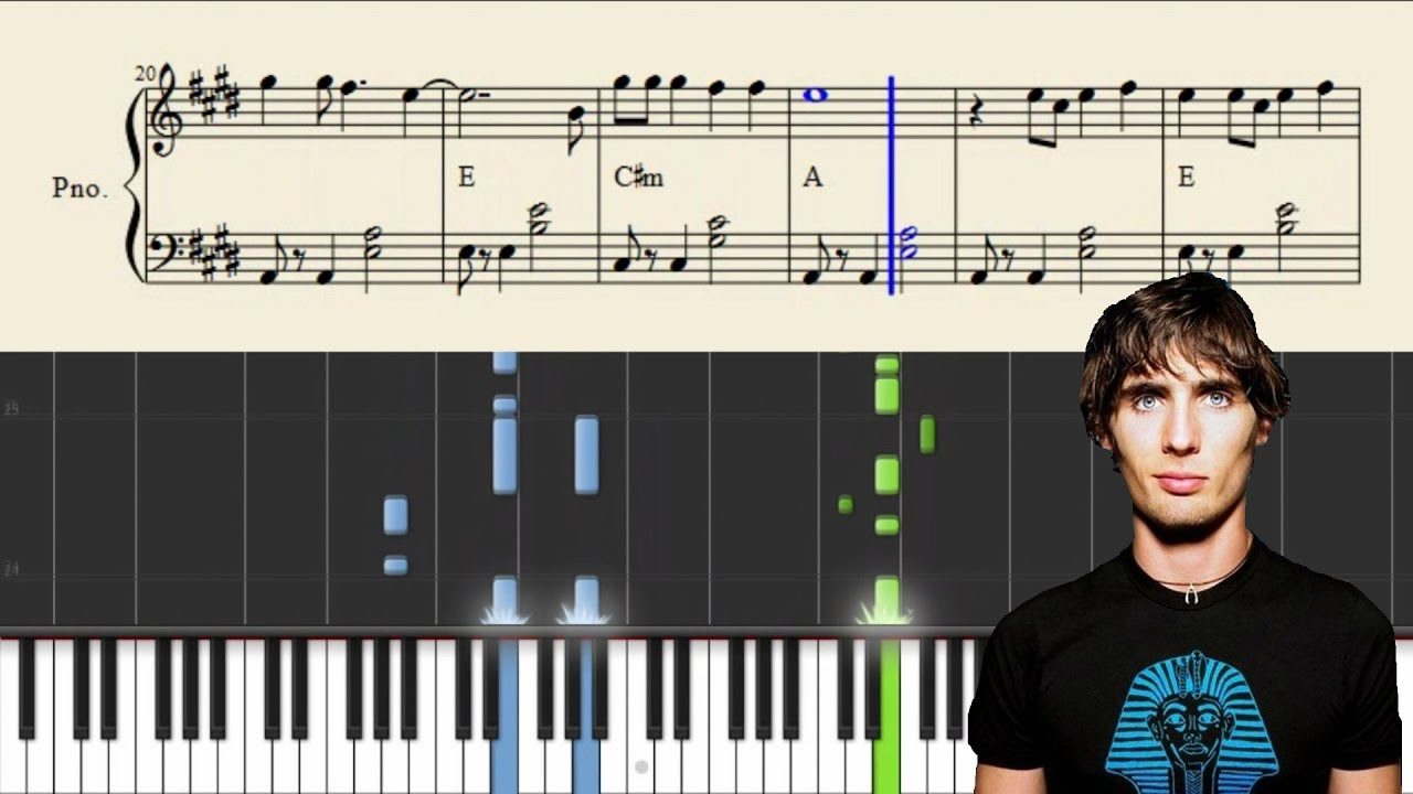 The all american rejects gives you hell piano tutorial sheets the all american rejects gives you hell piano tutorial sheets baditri Image collections