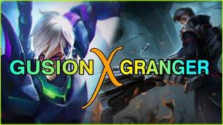 Gambar cover GG MONTAGE  GUSION/GRANGER