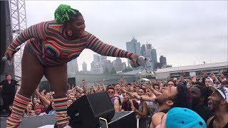 Download Lizzo LIVE @ New York Gay Pride 2018 🌈 Mp3 and Videos