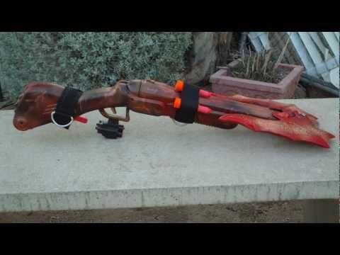 Nerf Gun Paint Jobs from KMNerfArt