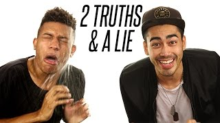 Best Friends Play Two Truths and A Lie