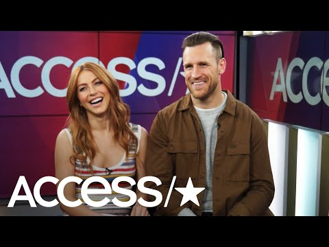 Julianne Hough & Brooks Laich Share How They Motivate One Another To Stay In Shape | Access