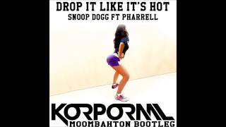 Snoop Dogg ft. Pharrell - Drop It Like It