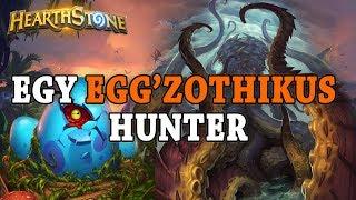 Hearthstone - Mutasd magad: Egg