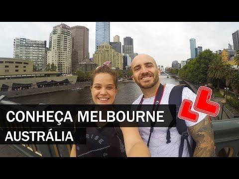 CONHEÇA O LUGAR MAIS HABITÁVEL DO MUNDO | #84 | MELBOURNE | MORAR NA AUSTRÁLIA | OI AUSTRÁLIA