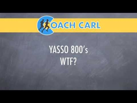 Yasso 800's... WTF?