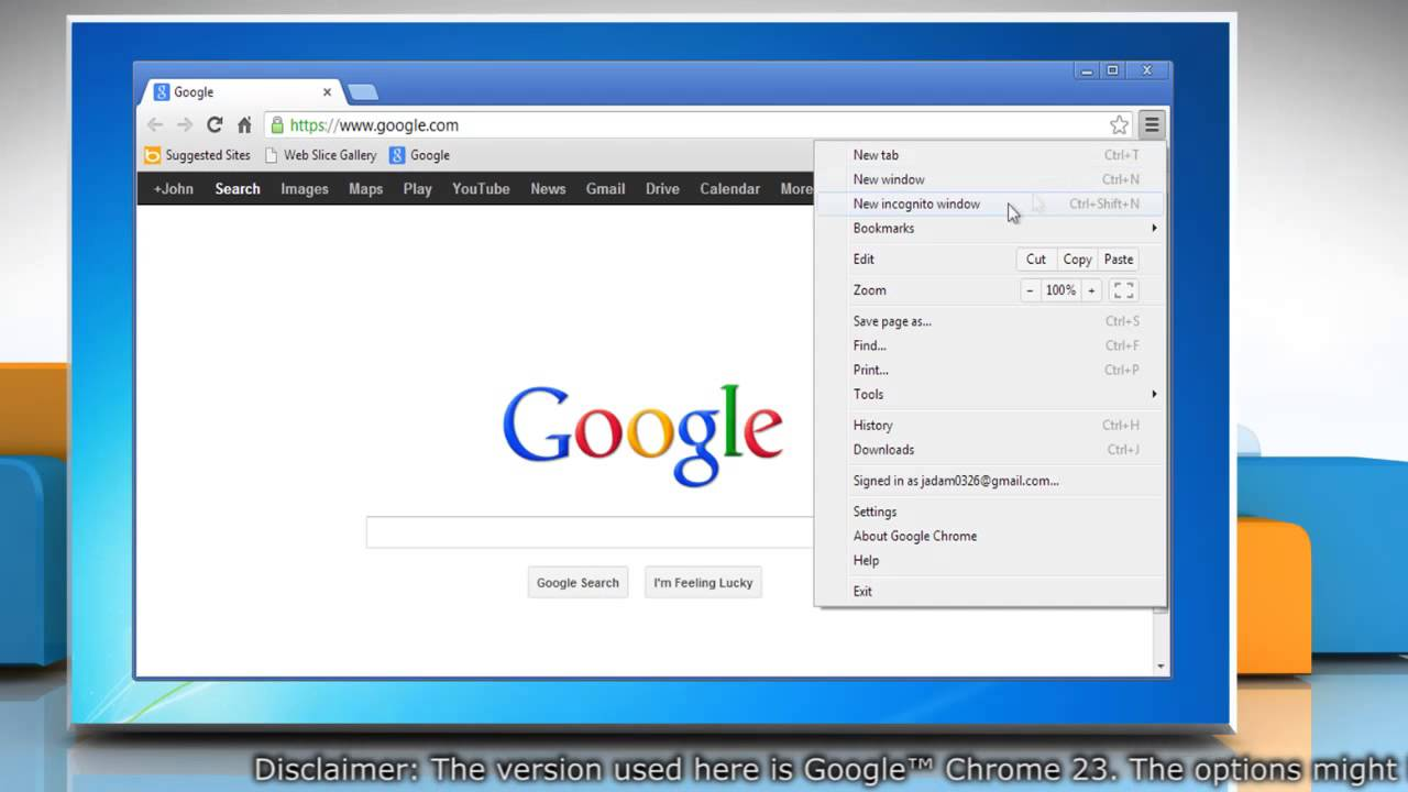 How To Import Bookmarks From Mozilla® Firefox To Google