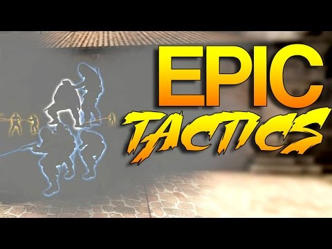 CS:GO - Epic Team Tactics!