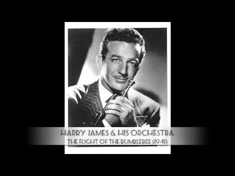 Harry James & His Orchestra: Flight of The Bumblebee (1941)
