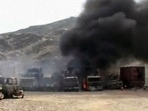 Taliban take credit for attack on U.S. base in Afghanistan