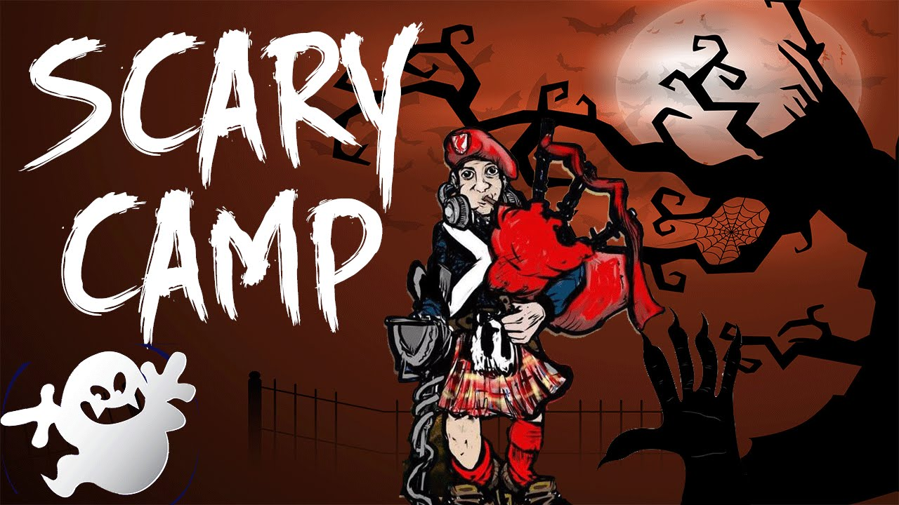 Wild Camping Scotland - SCARY CAMP (3) - YouTube