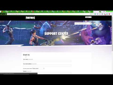 E-mail to epic games (Serious email)(Not Clickbait) - YouTube