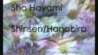 Sho Hayami - Shinsen/Hanabira