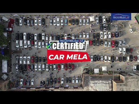 PakWheels Certified Car Mela Highlights | Packages Mall