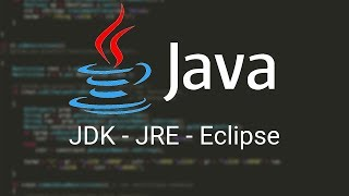2 - Cours Java | JVM, JRE et JDK | Installation d'Eclipse | Premier programme en Java