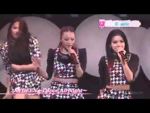 E-girls RYDEEN 〜Dance All Night〜