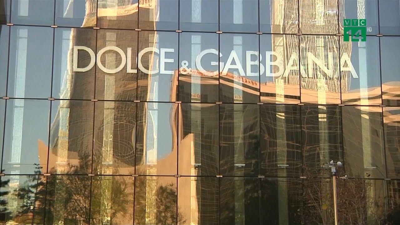 Dolce & Gabbana bị tẩy chay tại Trung Quốc   VTC14