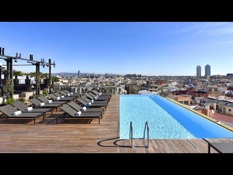 10 Best 5-star Hotels in Barcelona, Spain