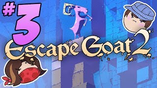 Escape Goat 2: Magic Hat - PART 3 - Steam Train