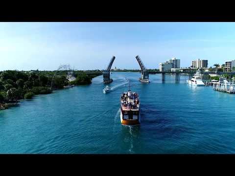Jupiter, Florida Lifestyle Aerial Video