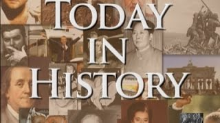 Today in History for July 31st