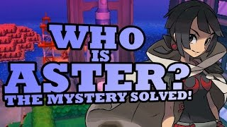 PokeAnswers- Who Is Aster? The Mystery Solved!