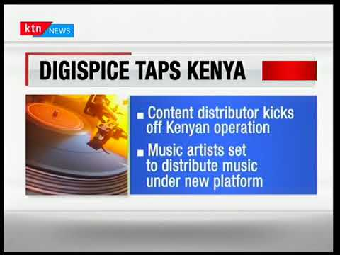 Digital music content distributor Digispice announces deployment of a content management system