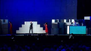 Pet Shop Boys -  The Way It Used To Be (live) 2009 [HD]