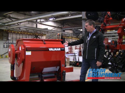Building A Cover Crop Seeding System With Valmar Cover Crop Seeders & Salford Tillage Tools
