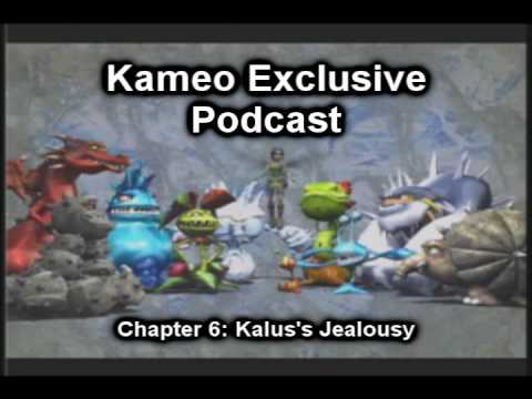 Kameo EXCLUSIVE PODCAST! #6/8 KALUSS JEALOUSY