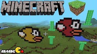 Minecraft Flappy Birds - How to Make Flappy Birds