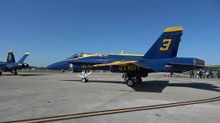 Blue Angels 4K - 2019 MCAS Beaufort Air Show