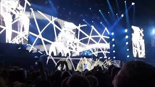 Scorpions - Crazy World Tour 2017 (01.11.2017., Москва., СК «Олимпийский».)