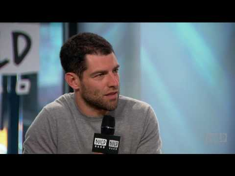 "Max Greenfield On Research For The Film, ""The Glass Castle"""
