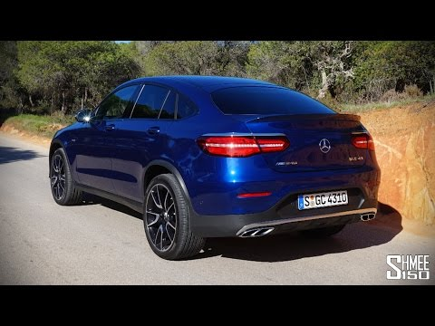 Should My Dad Buy a Mercedes-AMG GLC 43 Coupe?