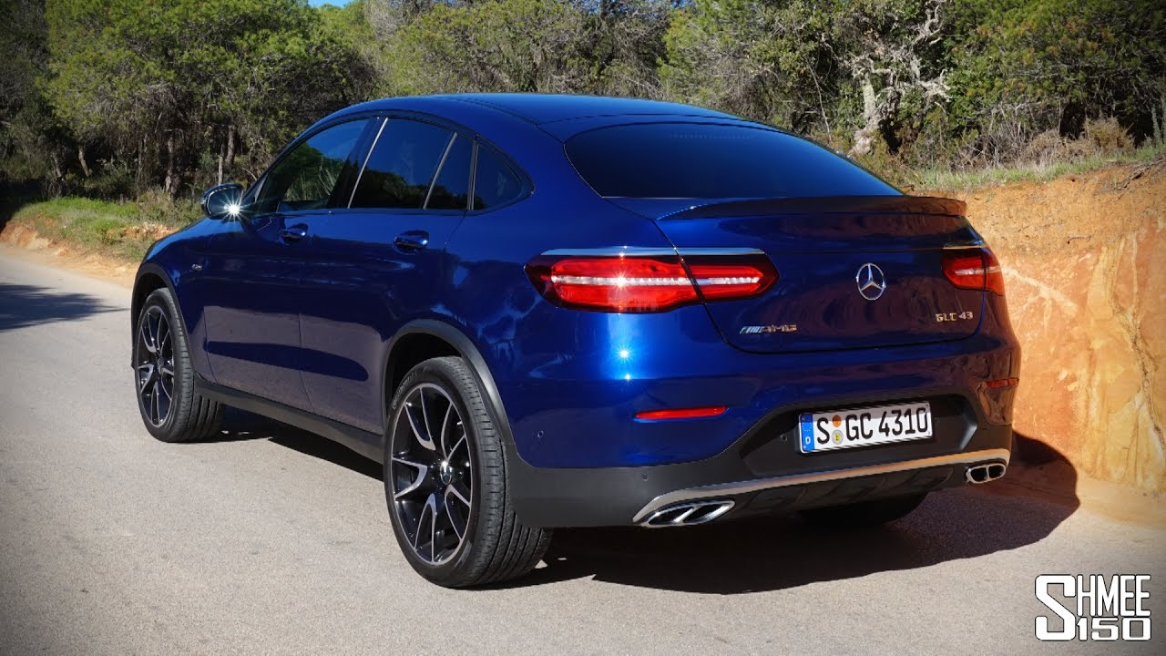 should my dad buy a mercedes amg glc 43 coupe youtube. Black Bedroom Furniture Sets. Home Design Ideas