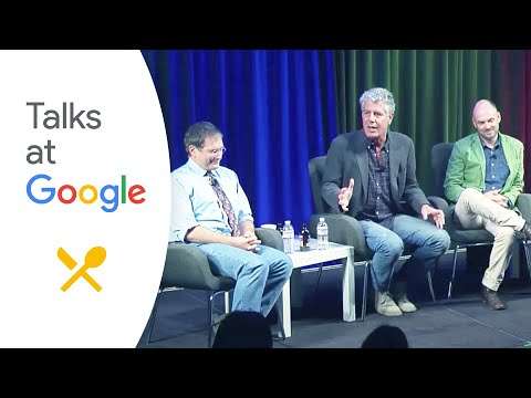 Anthony Bourdain | Chefs at Google