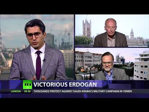 Crosstalk: Victorious Erdogan - Islamic nationalist who gambled with both his and Turkey's future?
