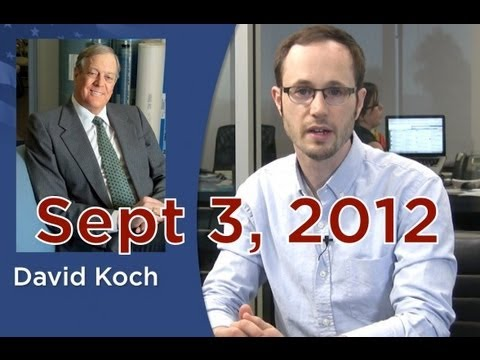 Koch Brother Supports Gay Couples: Sept 3 Marriage News Watch
