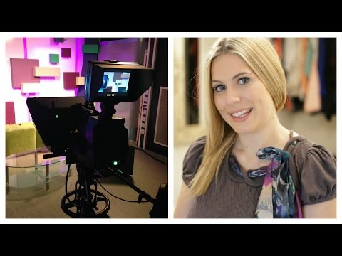 How to be a TV Presenter!