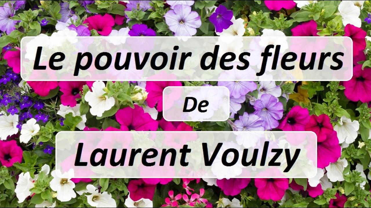 { Le pouvoir des fleurs } De Laurent Voulzy et des enfoirés - YouTube